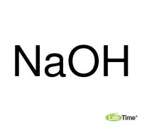 Натрий гидроокись, ACS, ISO, Reag.Ph.Eur., мин. 99%, пелеты, 1 кг