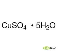 Медь (ІІ) сернокислая пентагидрат, AnalaR NORMAPUR, ACS, ISO, Ph. Eur., 99,0 до 100,5 %, 1 кг