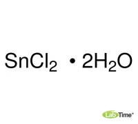 Олово (ІІ) хлорид дигидрат, AnalaR NORMAPUR, ACS, ISO, Reag.Ph.Eur. аналитический реагент, 1 кг