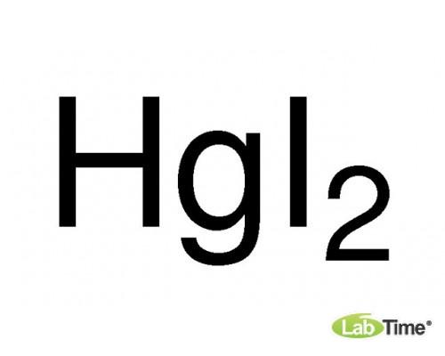 25401.232 Ртуть (ІІ) йодистая, аналитический реагент, мин. 99%, 250 г (Prolabo)