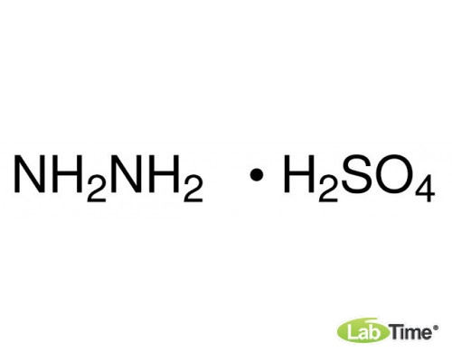 24696.186 Гидразин сернокислый, мин. 99%, аналитический реактив, 100 г