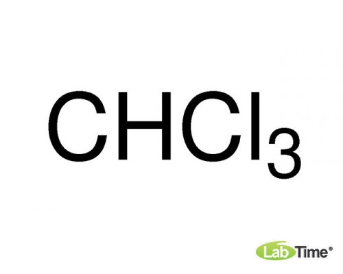 22711.290 Хлороформ, AnalaR NORMAPUR, ACS, ISO, Reag.Ph.Eur. аналитический реагент, мин. 99-99.4%, 1 л (Prolabo)