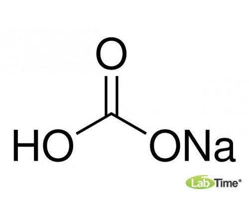A0384.1000 Натрий углекислый кислый, д/микробиологии, мин.99.5%, 1 кг (AppliChem)