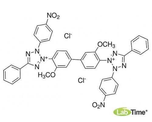 A1243,0001 Нитротетразолий синий хлорид, д/биохимии, мин. 99%, 1 г (AppliChem)