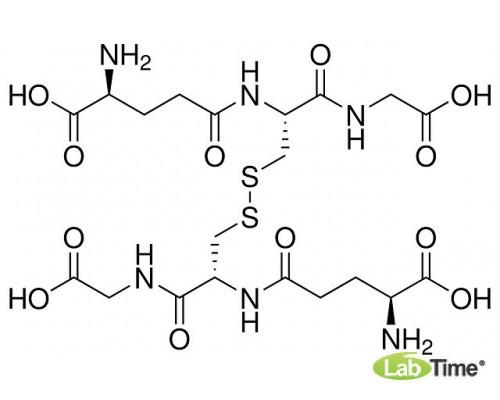 A2243,0001 Глутатион-L, окисленный, д/биохимии, мин. 98%, 1 г (AppliChem)