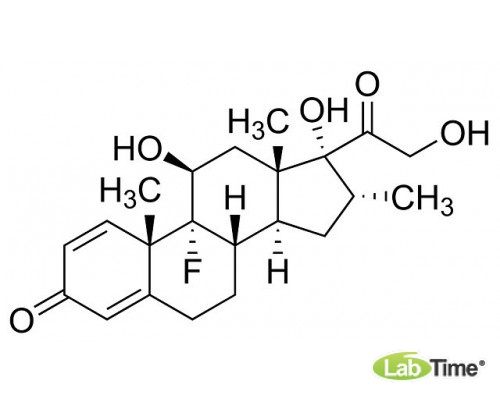 A2153,0500 Дексаметазон, д/биохимии, мин. 97%, 500 мг (AppliChem)