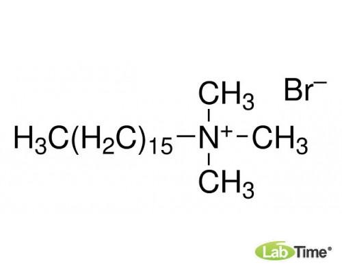 Цетилтриметиламмоний бромид, д/молекулярной биологии, мин. 99%, 100 г (App)