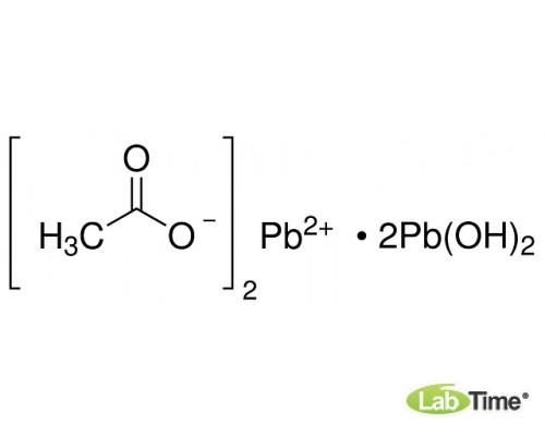 Свинец (II) ацетат в водном растворе (плотность: 1,32 г/куб.см), тех. 1 л