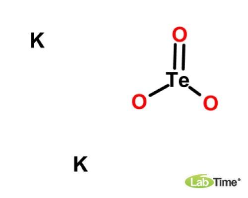 17656341 Калий теллурит гидрат, мин. 90%, 100 г (Molekula)