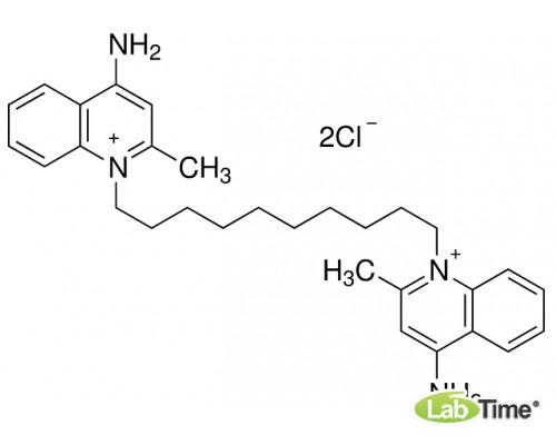 M44542716 Деквалиния хлорид, 5 г (Molekula)