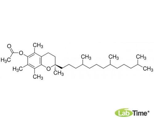 DL-альфа-токоферол (витамин Е), сертифицированный, 500 мг
