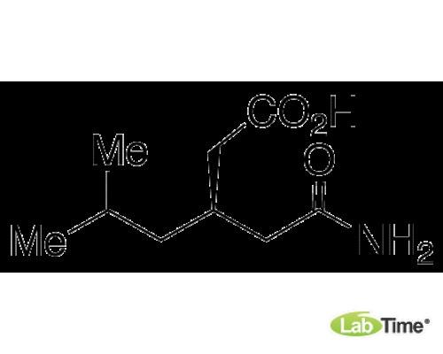 C175955 (R)-(-)-3-(карбамоилметил)-5-метилгексановая кислота, 100 мг