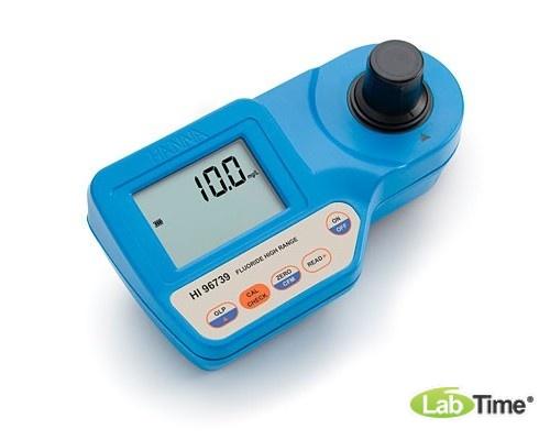HI 96739 колориметр, анализатор фторида LR (0-20,00 мг/л)