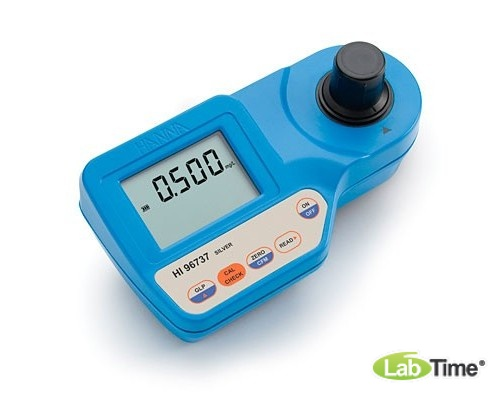 HI 96737 колориметр, анализатор серебра (0-1,00 мг/л)
