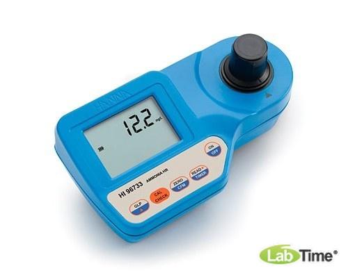 HI 96733 колориметр, анализатор аммония HR (0-50,00 мг/л)