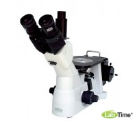 Микроскоп тринокулярный инверсионный металлургический MBL3400