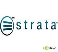 Плашка Strata C18-T 55 мкм, 140A, 96 ячеек50 мг/ячейка, 2 шт/упак