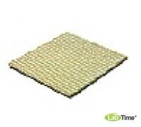 Плита керамическая рифленая 110 x 90 x 12,7 мм, Тмакс 1200 град С