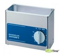 Ванна ультразвуковая SONOREX SUPER 45,0л RK 1028 CH c нагревом и сливным краном