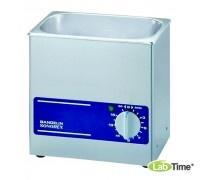 Ванна ультразвуковая SONOREX SUPER 4,0л RK 103 H c нагревом и сливным краном