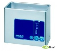 Ванна ультразвуковая SONOREX DIGITEC 4,0л DT 103 H с нагревом и сливным краном