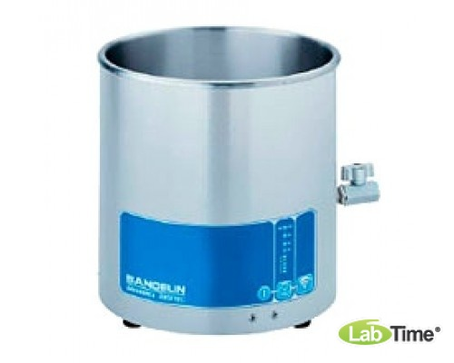 Ванна ультразвуковая SONOREX DIGITEC 5,6л DT 106 со сливным краном