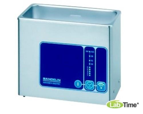 Ванна ультразвуковая SONOREX DIGITEC 9,0л DT 156 BH с нагревом и сливным краном