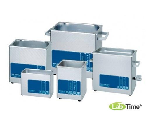 Ванна ультразвуковая SONOREX DIGITEC 5,5л DT 255 H с нагревом и сливным краном