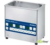 Ванна ультразвуковая SONOREX DIGITAL 3,0л DK 102 P, память 10прогр., с нагревом