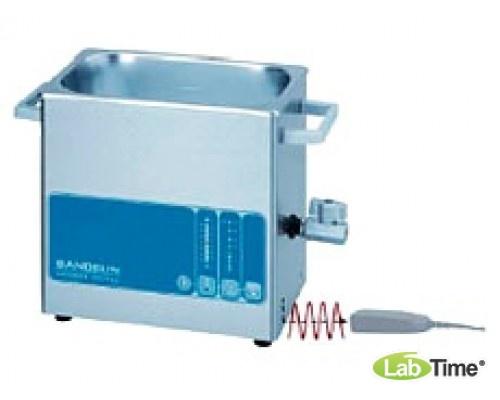 Ванна ультразвуковая SONOREX DIGITEC 9,7л DT 510 H-RC, ИК-порт, с нагревом и сливным краном