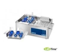 Ванна ультразвуковая SONOREX DIGITEC 4,3л DT 510 F для быстрой дегазации со сливным краном