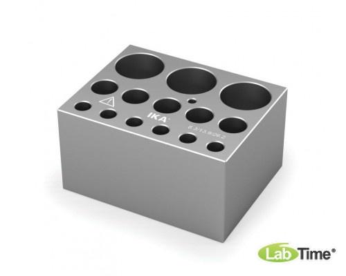 Блок DB-3.1 (6/5/3 гнезд, диам. 8.3/13.9/26.2 мм, глубина 48.4/48.4/48.4 мм)