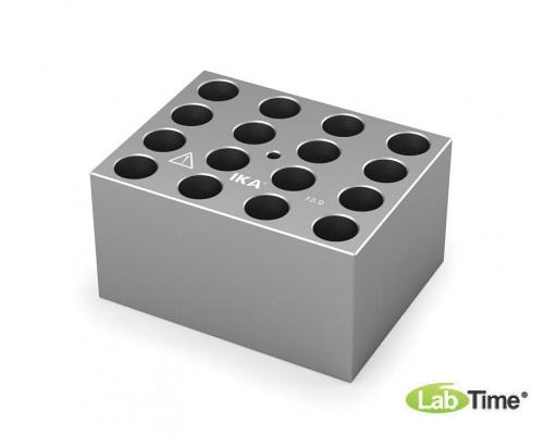Блок DB-4.3 (16 гнезд, диам.13,9 мм, глубина 48,4 мм)