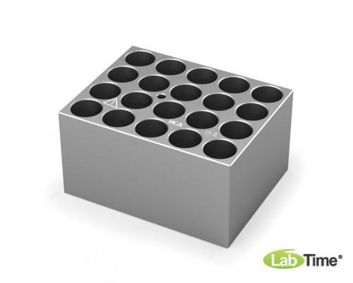Блок DB-5.2 (20 гнезд, диам.15,8 мм, глубина 35,0 мм)