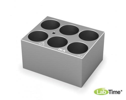 Блок DB-5.8 (6 гнезд, диам.28,8 мм, глубина 45,0 мм)