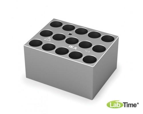 Блок DB-5.9 (15 гнезд, диам.16,4 мм, глубина 45,0 мм)