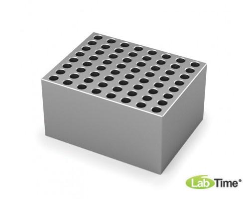 Блок DB-6.2 (64 гнезд, диам.6,4 мм, глубина 20,2 мм)