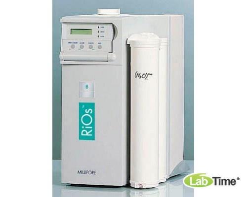 Система очистки воды RiOs 5 (5 л/час), вода III типа, Millipore