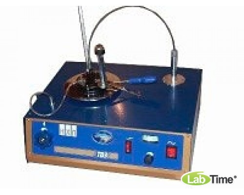 ТВЗ - аппарат для определения температуры вспышки в закрытом тигле по методу ГОСТ 6356 и ISO 2719