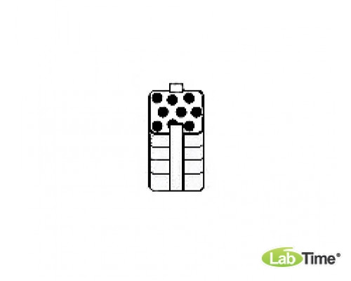 Адаптер для пробирок 10x1,5/2 мл, диам. 11мм, уп. 6 шт.