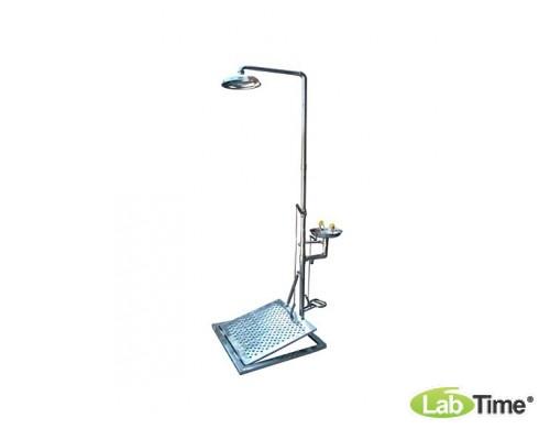 Душ-фонтан IST-15038500, оцинк/окрашенный, с платформой