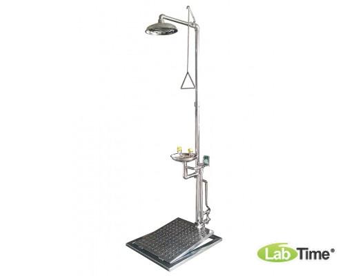 Душ-фонтан IST-15038585, оцинк/окрашенный, с платформленным управлением
