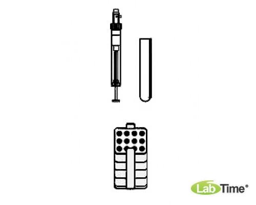 Адаптер для пробирок 12 x 7/17мл, для прямоугольного бакета 250мл, уп. 2 шт.