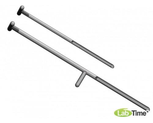 5350-5006 Пробоотборник для грунта ГеоСамплер (GeoSampler), нерж.сталь, длина 81 см, диам.20 мм, с упором