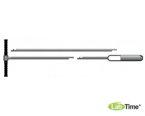 5350-1005 Пробоотборник для грунта Крот (Mole),ручка со штоком (без бура-наконечника),дл.75см,Бюркле