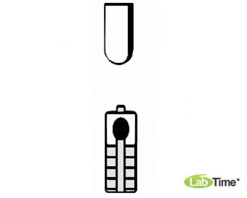 Адаптер для пробирок 1 x 80/120мл, для прямоугольного бакета 250мл, уп. 2 шт.