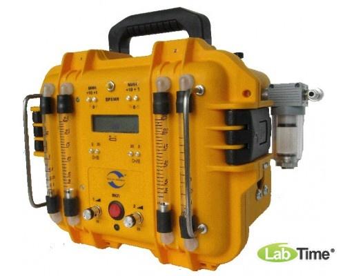 Аспиратор ASA-4 (Li Р-1,2,20,20) 4-х канальный (43 л/мин)
