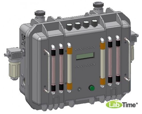 Аспиратор ASA-4 (Li Р1/Р5, Р1/Р5,Р50,Р50) 4-х канальный , с переключением каналов