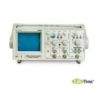 Аналоговый осциллограф с частотой 2x30 МГц
