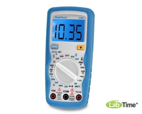 Цифровой мультиметр P1035